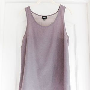 Mossimo Dressy Tank Top - Size Small